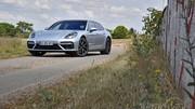 Essai Porsche Panamera Sport Turismo Turbo S E-Hybrid : Jouer avec l'énorme