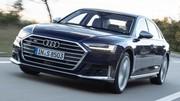 Essai Audi S8 : Limousine de 571 ch