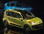 Citroën C3 Picasso : premières impressions à son bord