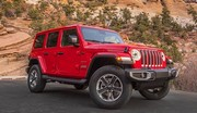 Du nouveau chez Jeep : un moteur diesel