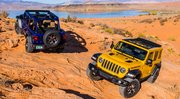 Jeep Wrangler Ecodiesel : meilleures performances, meilleures consommations…