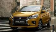 Mitsubishi Space Star : voilà la Citadine économique 2020