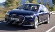 Essai Audi S8 2020 : limousine à toute vite « S »