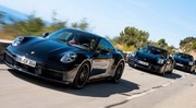 La nouvelle Porsche 911 Turbo se dévoile en partie sur Instagram