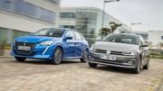 Essai comparatif : la Peugeot 208 défie la Volkswagen Polo