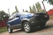 Essai Hyundai Tucson CRDi 150 : coup de fouet