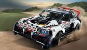 LEGO : prenez la place du Stig à bord de la voiture de rallye Top Gear