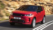 Land Rover Discovery Sport D240