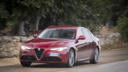 Essai Alfa Romeo Giulia diesel 160 ch : notre avis sur la Giulia 2020