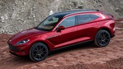 Aston Martin DBX: SUV sans filet