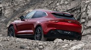 Aston Martin présente son SUV DBX