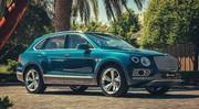 Le SUV Bentley Bentayga désormais disponible en 7-places