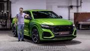 Audi RS Q8 (2020): nos impressions en vidéo à bord du Q8 survitaminé !
