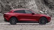 Aston Martin DBX (2020) : L'Aston Martin des baroudeurs de luxe