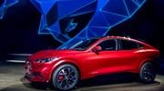 Lancement du Ford Mustang Mach-E