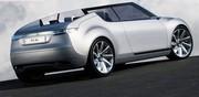 Cabriolet Saab 9-X Air concept : Remplaçant de l'historique 9-3 ?