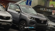 Pick-up Peugeot (2020) : un museau avec des crocs lumineux !