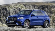 Mercedes dévoile le GLE 63 S AMG et GLS 63 AMG