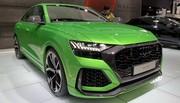 Présentation en vidéo de l'Audi RS Q8
