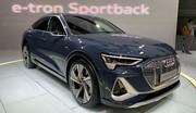 Présentation vidéo de l'Audi e-tron Sportback