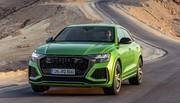 RSQ8 : Audi s'offre un « Q » ultra-musclé !