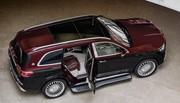 Mercedes-Maybach GLS : luxueuse et haut-perchée