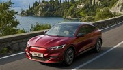 La Ford Mustang Mach-E contre la Tesla Model Y