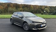 Essai vidéo - Toyota Corolla 2019 : foule hybride
