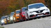 Renault Mégane RS Trophy-R : Sportive de l'année