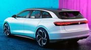 Volkswagen ID. Space Vizzion : un shooting brake électrique et sportif