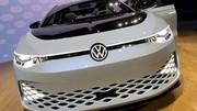 Présentation en vidéo du concept Volkswagen ID. Space Vizzion