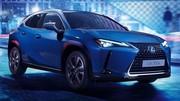 Lexus UX : une version électrique 300e