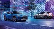 Lexus UX 300e : Le premier SUV électrique de Lexus