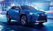 Lexus UX 300e : premier modèle 100 % électrique de la marque