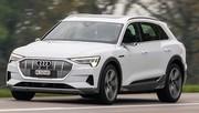 Essai Audi e-tron 55 Quattro : A-t-elle de quoi rivaliser avec les références actuelles ?
