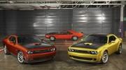 Dodge Challenger : 1960 éditions spéciales 50ème anniversaire