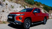 Essai Mitsubishi L200 : le pick-up creuse encore son sillon