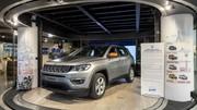 Jeep Compass : nouvelle série spéciale Basket Series
