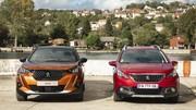 Peugeot 2008 1 vs 2008 2 : ce qui change en 10 points !