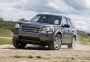 Land Rover : stop-start sur le Freelander Diesel