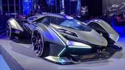 Voici la Lambo V12 Vision Gran Turismo