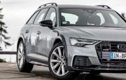Essai nouveau A6 Allroad : Audi est dans les champs depuis 20 ans