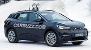 Le futur Volkswagen ID.4 affronte le grand froid