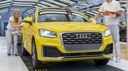Audi pourrait supprimer 5000 postes en Allemagne