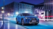 Lexus UX 300e : premiers pas électriques