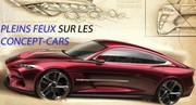 Pleins feux sur les concept-cars