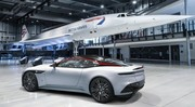 "Aston Martin dévoile une DBS Superleggera ""Concorde"" Edition"