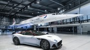 Aston Martin DBS Superleggera Concorde Edition : hommage supersonique
