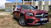Essai Mercedes GLB (2019) : SUV assumé
