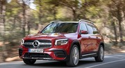 Essai Mercedes GLB : Le monospace déguisé en SUV